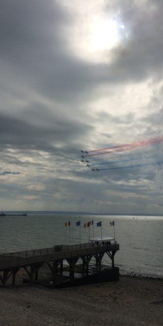 Plage Le Havre - Patrouille de France